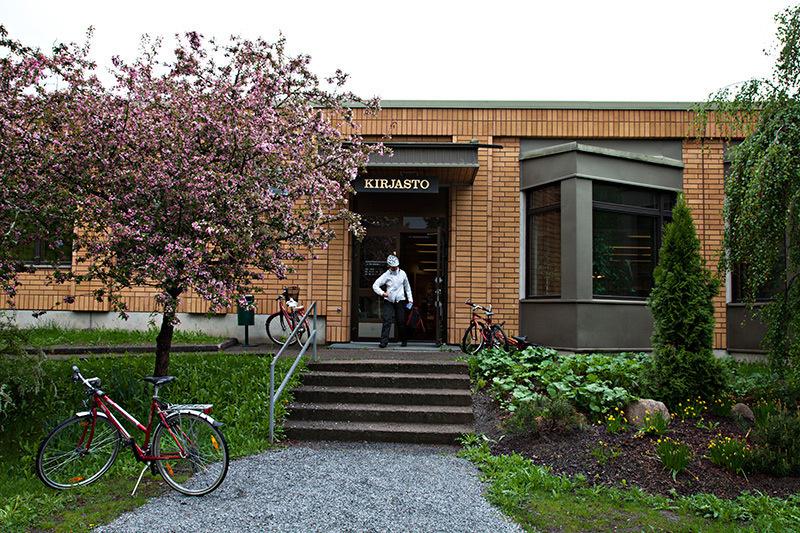 Koivistonkylän kirjasto