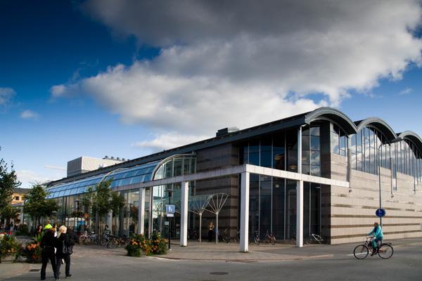 Karleby stadsbiblioteket