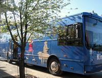 Kirjastoauto Kotikujan Konsta (Kangasala)