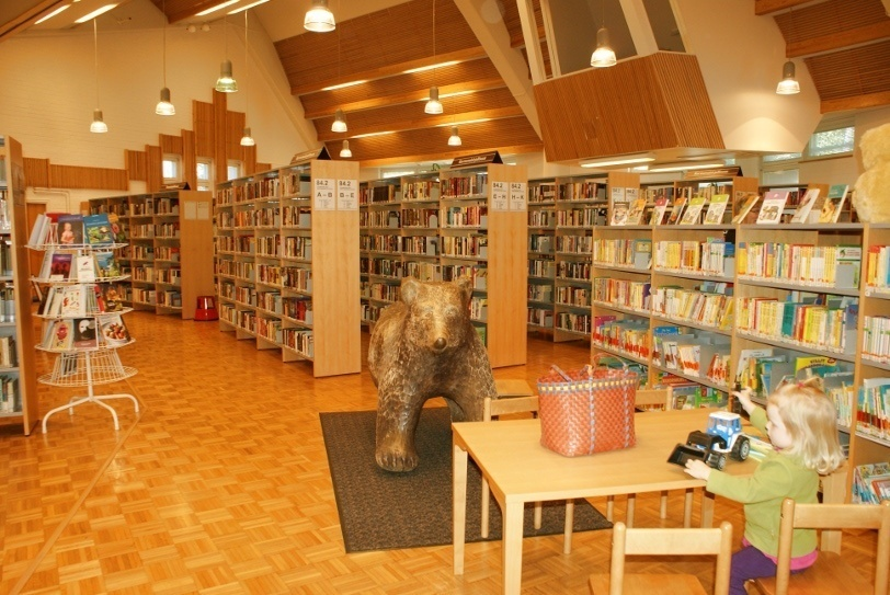 Kontiolahti library