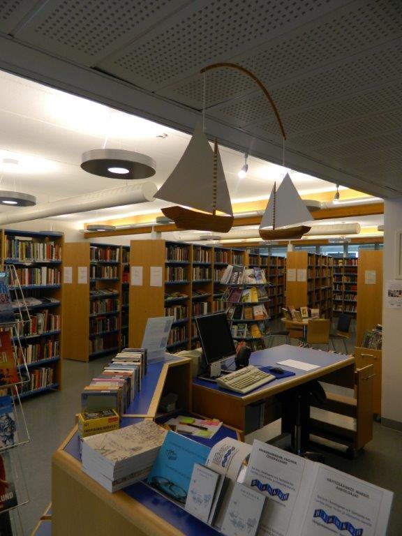 Korpo bibliotek