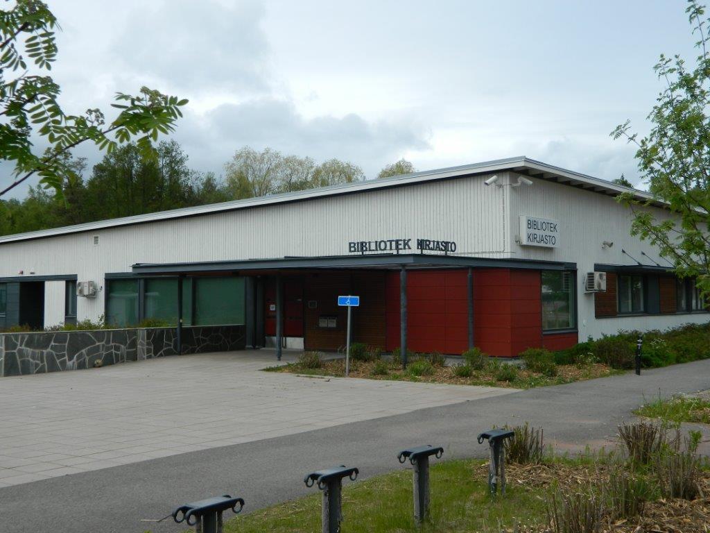 Korppoon kirjasto