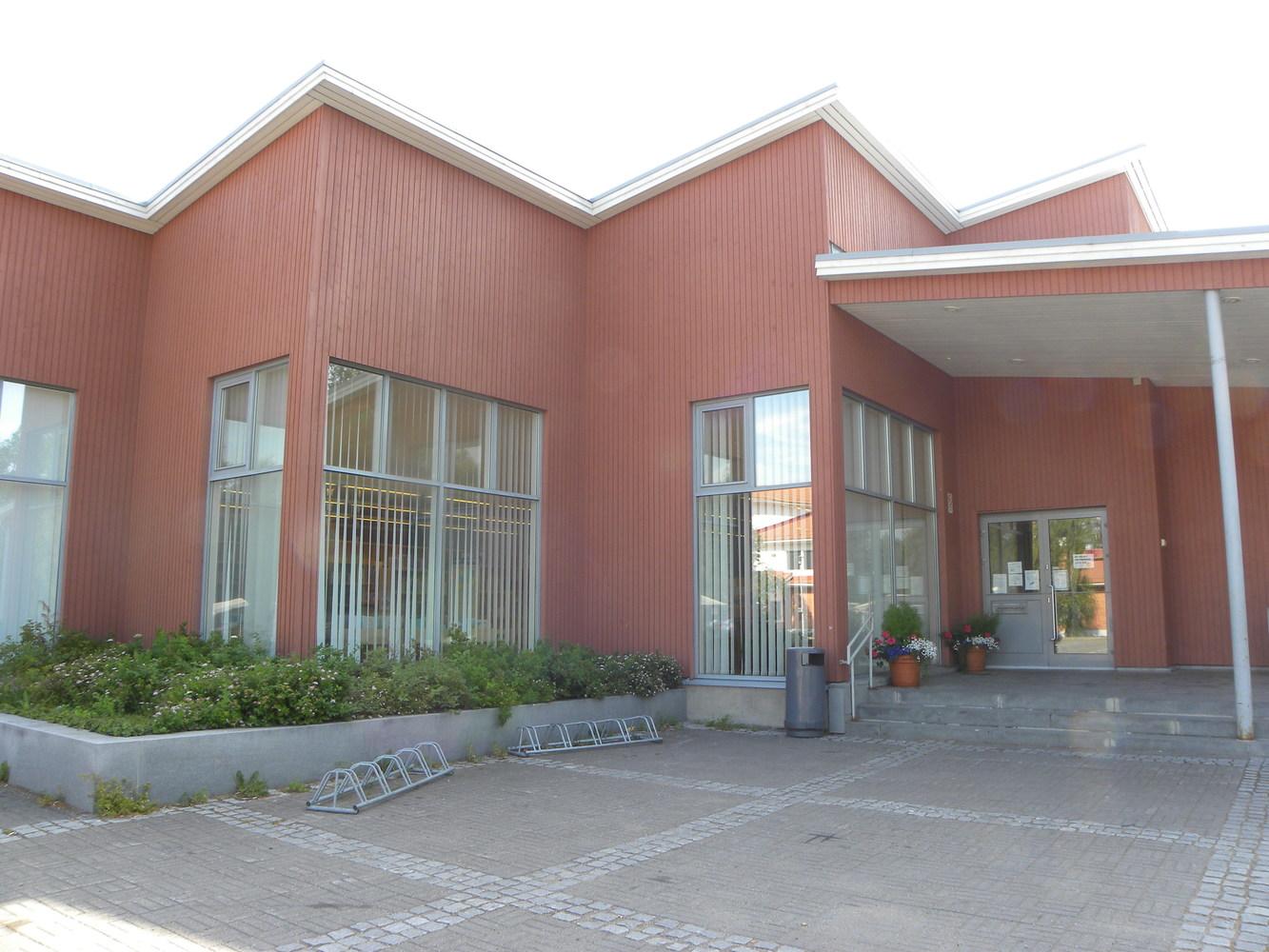 Pyhännän kunnankirjasto