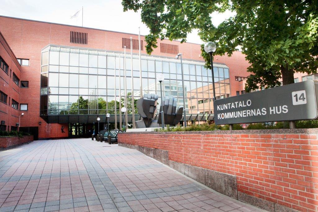 Suomen kuntaliitto, kirjastotietopalvelu