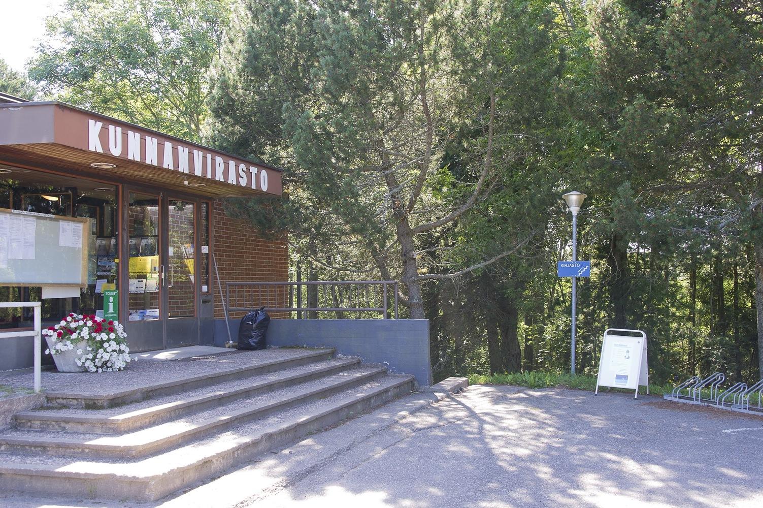 Kustavin kunnankirjasto