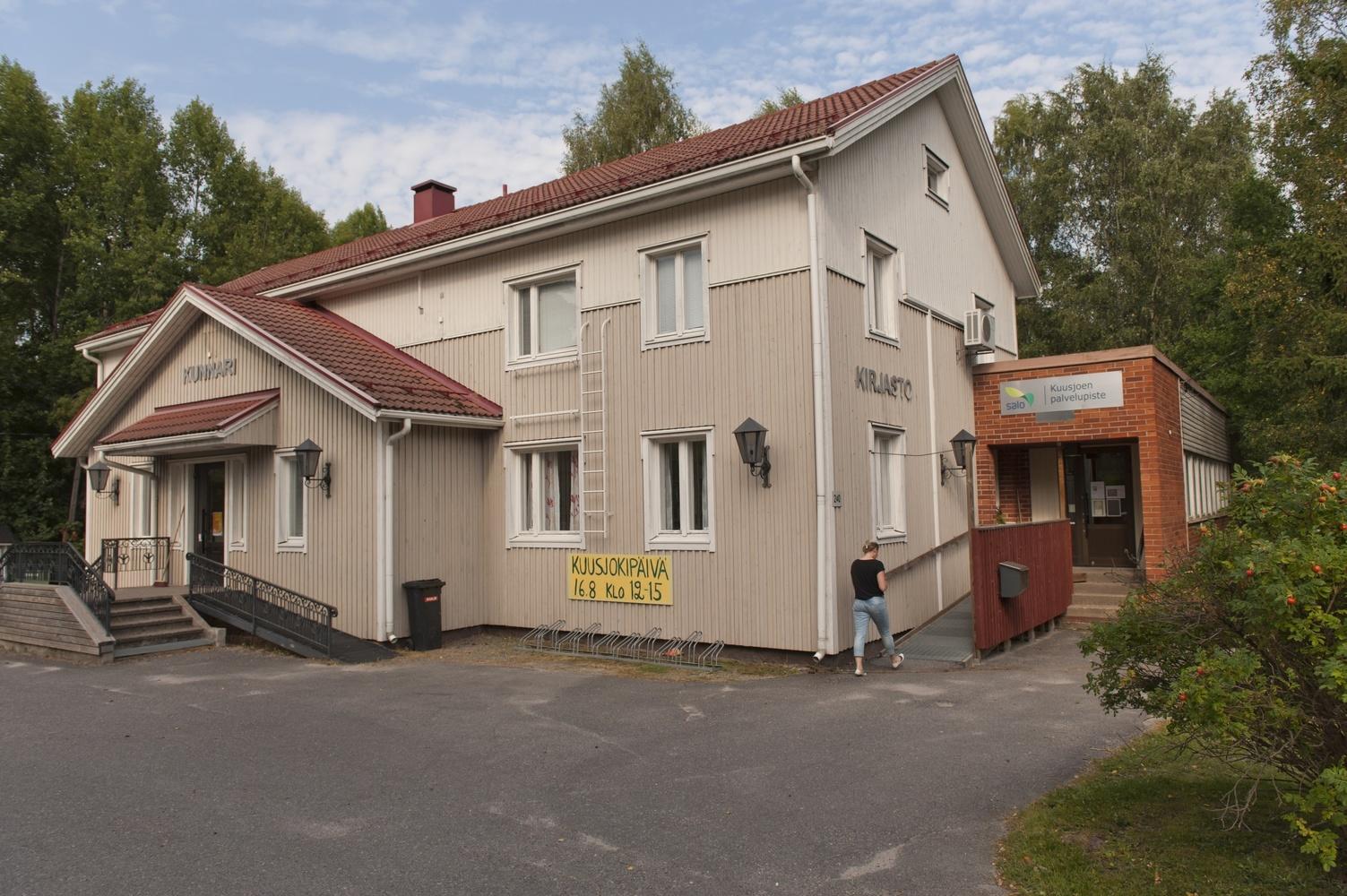 Kuusjoki Library