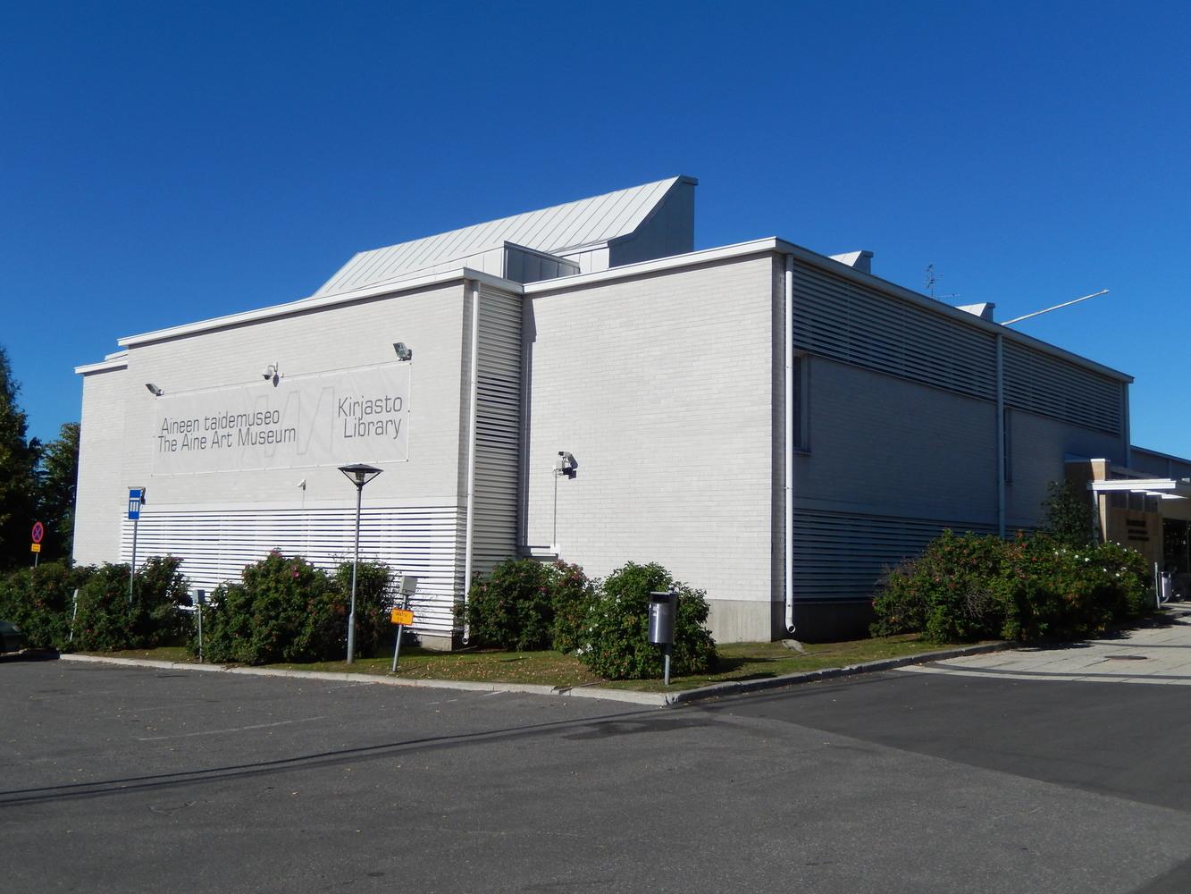 Tornio City Library