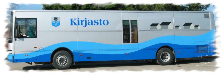 Kirjastoauto (Ilmajoki)