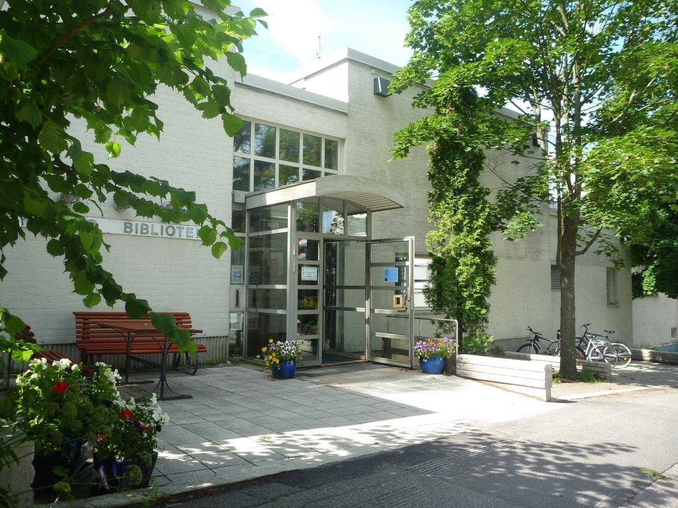 Munksnäs bibliotek