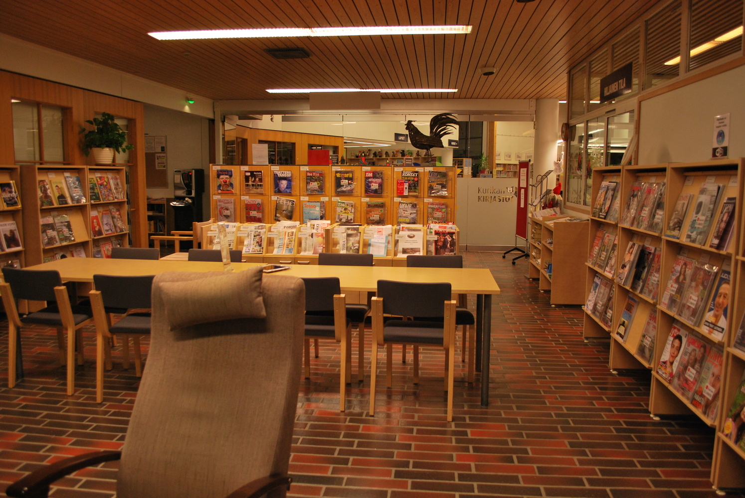 Kurikka huvudbibliotek