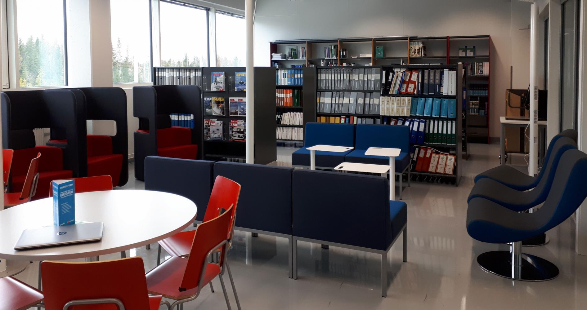 Pirkkala Myötätuuli (TOKI-kirjastot)
