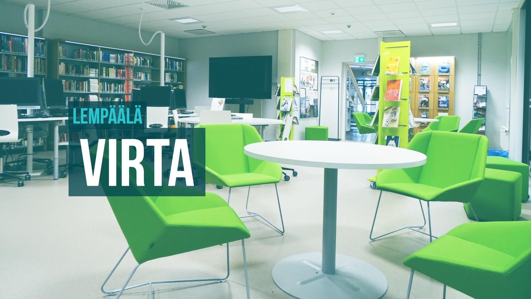 Lempäälä Virta (TOKI-kirjastot)