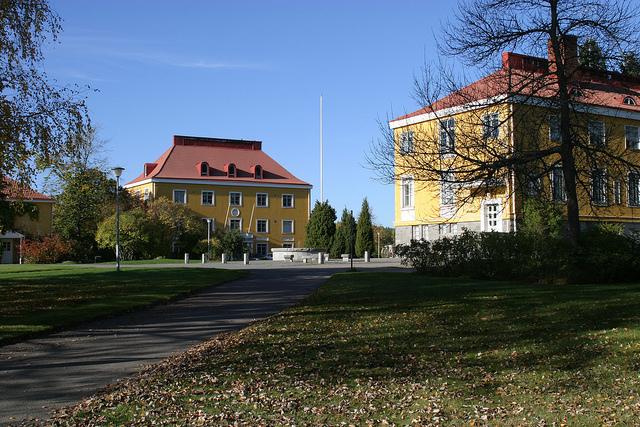 HAMKin kirjasto Lepaa