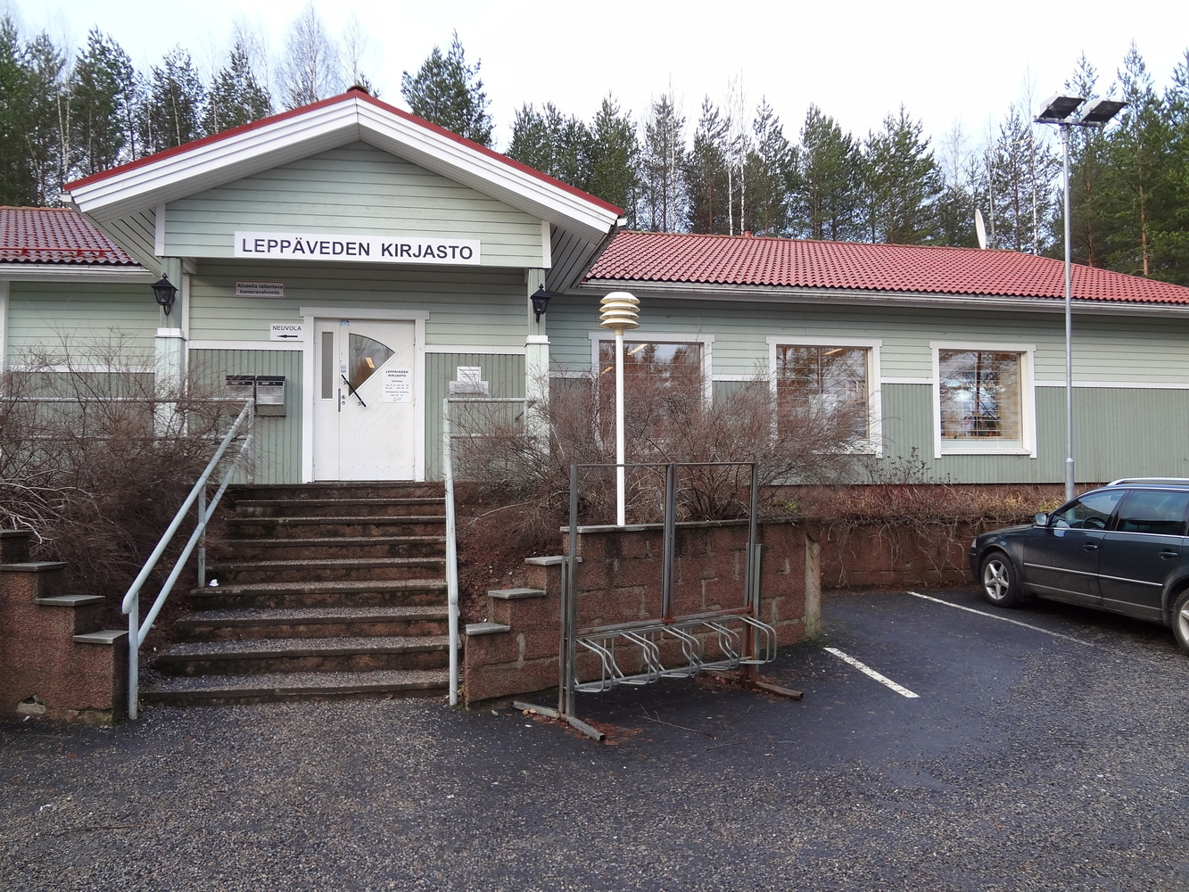 Leppäveden kirjasto