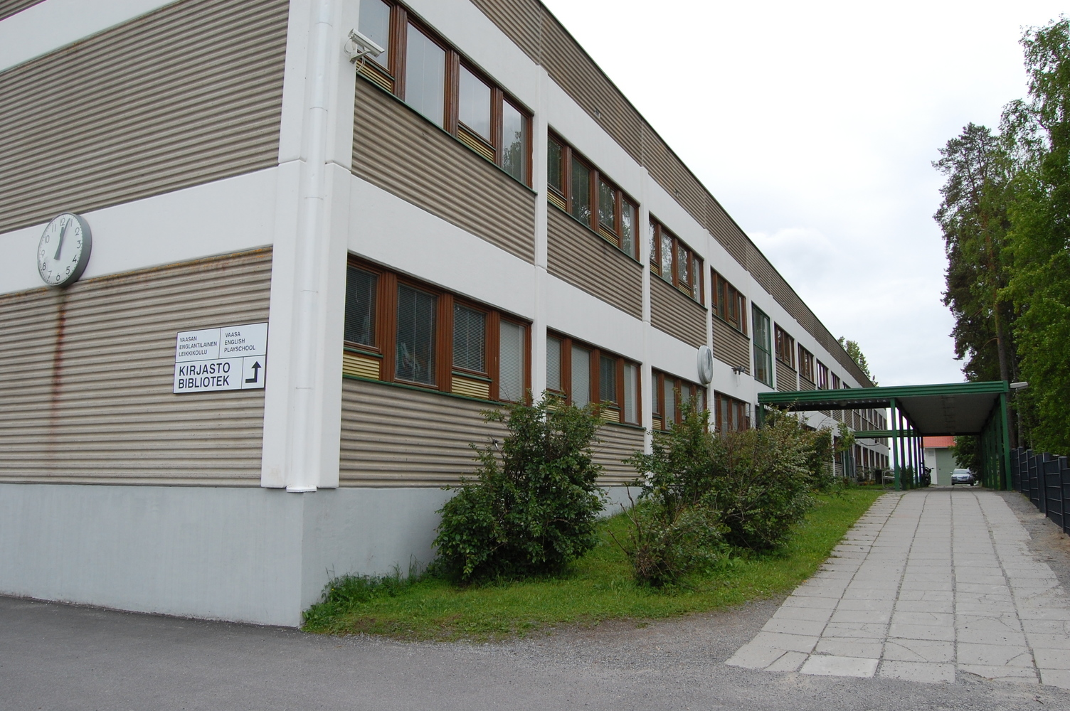 Suvilahti library