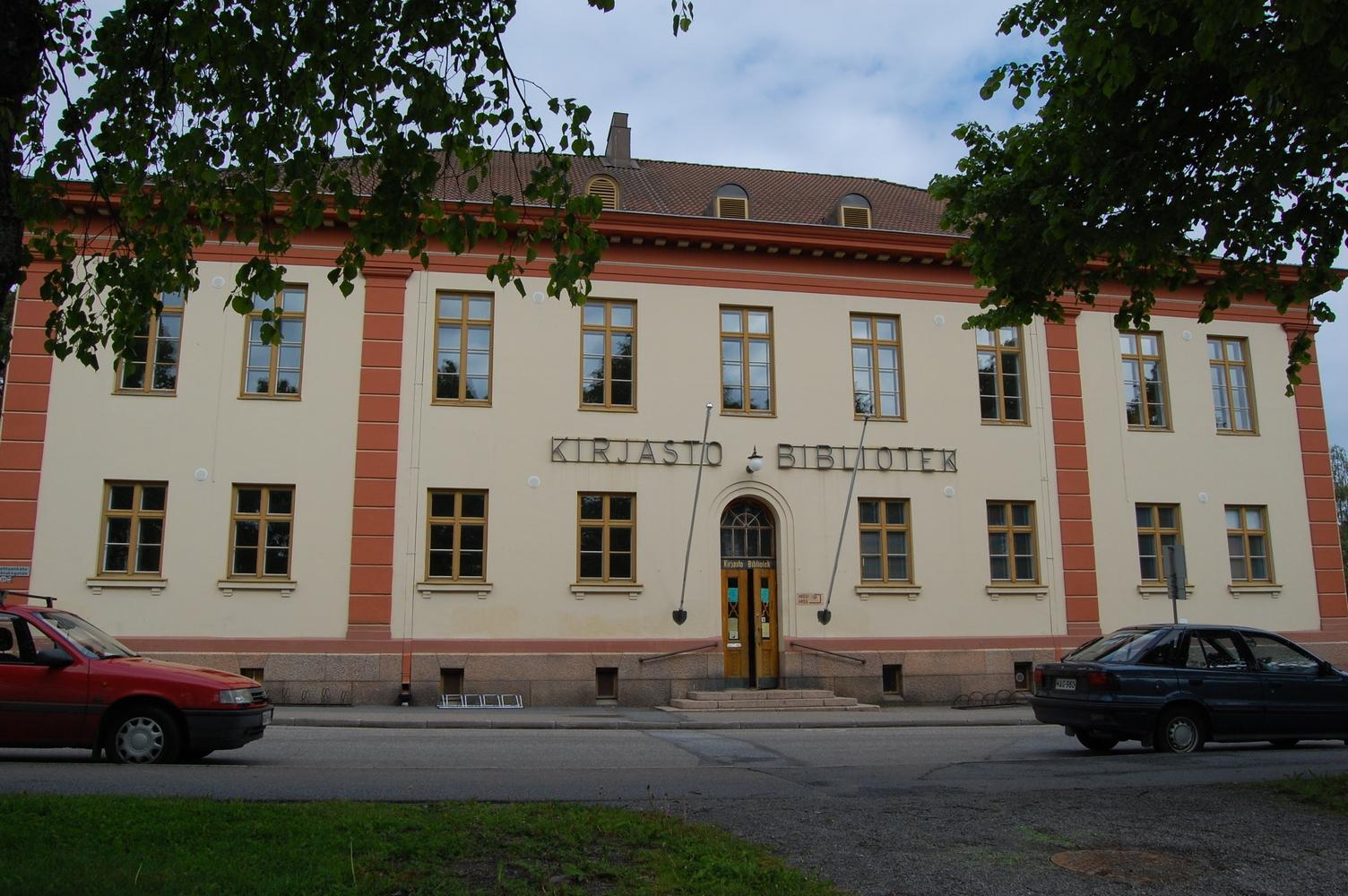 Palosaari library