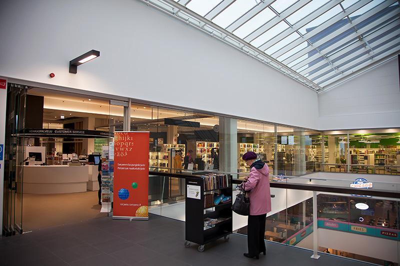 Lielahden kirjasto