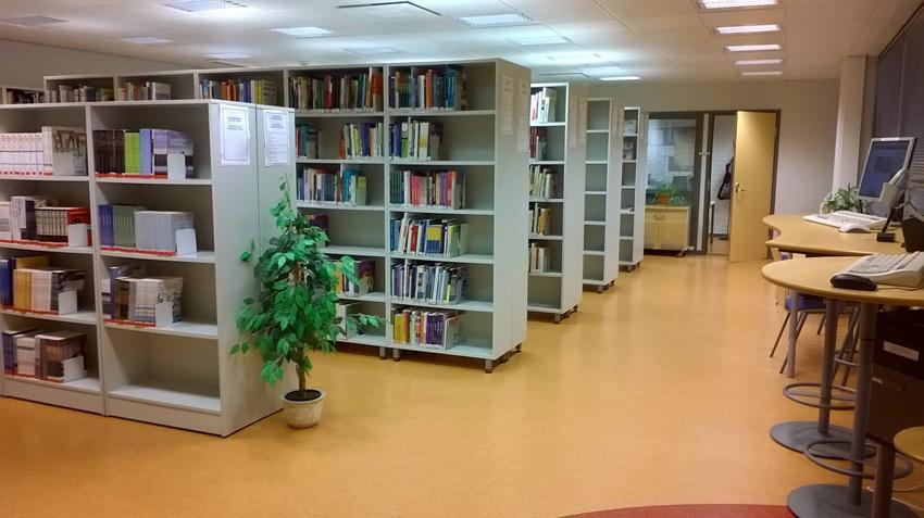 Lappeenrannan tiedekirjasto, Linnalan kampuskirjasto