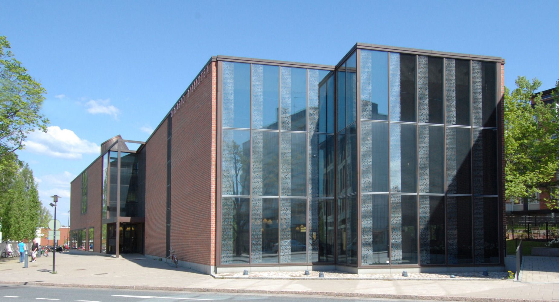 Lohja, main library