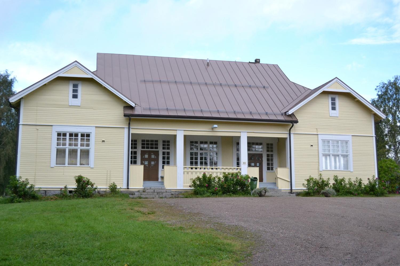 Luopioisten kirjasto