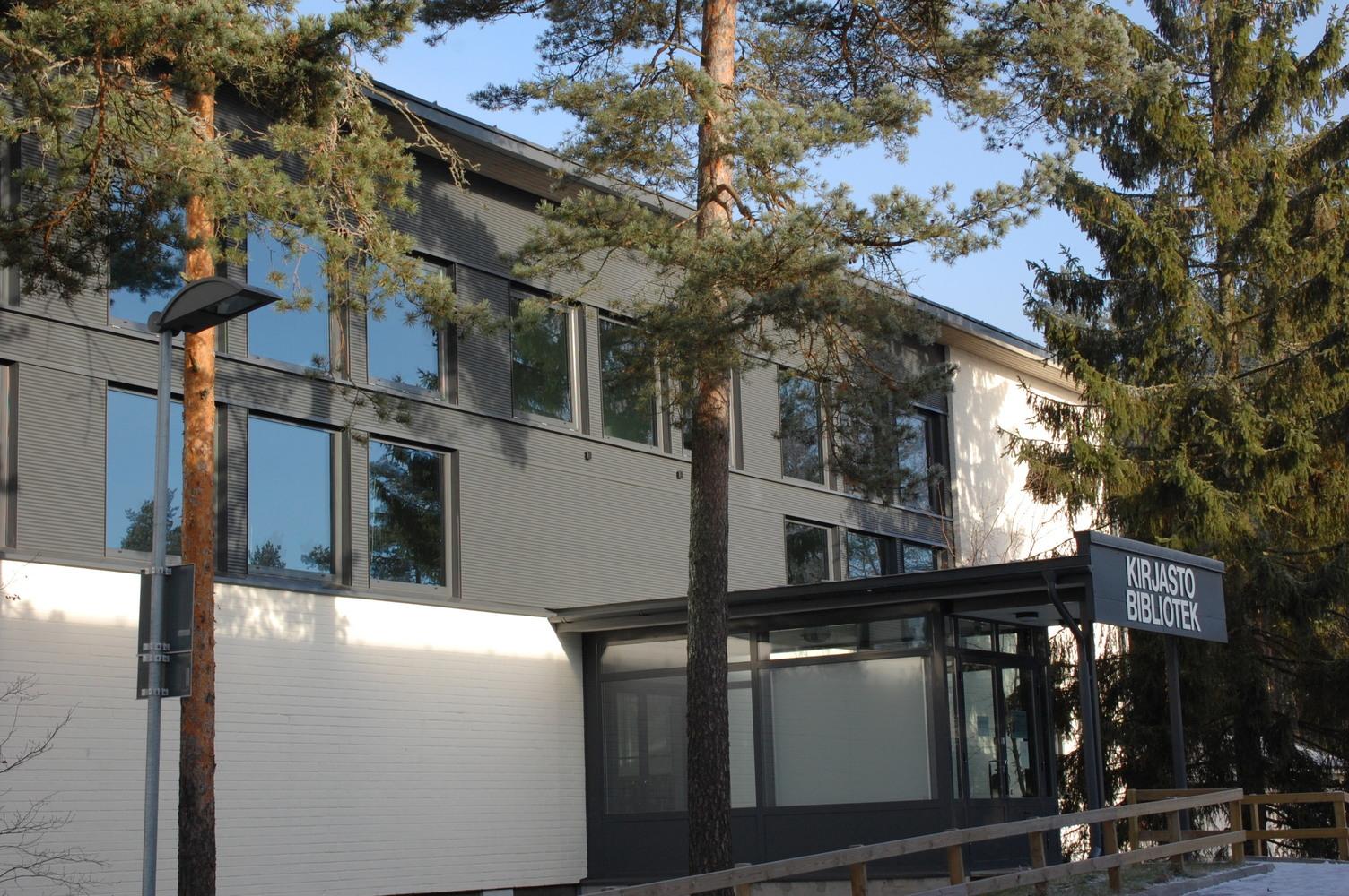 Lohja, Mäntynummi library