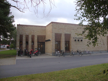 Myllyojan kirjasto