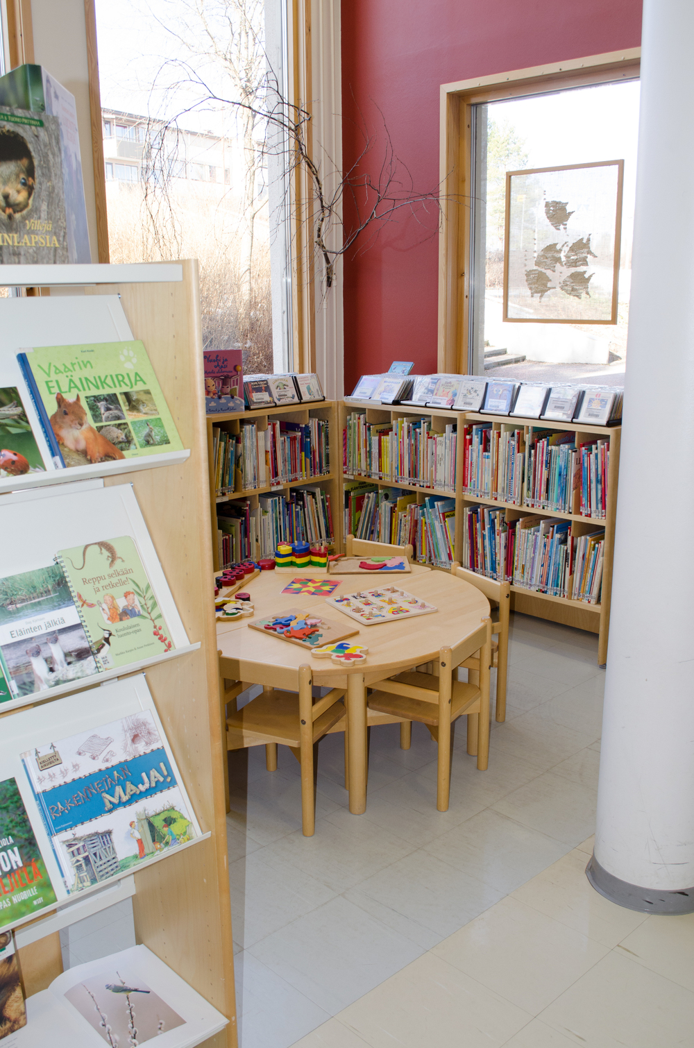 Naarajärven lasten- ja nuortenkirjasto