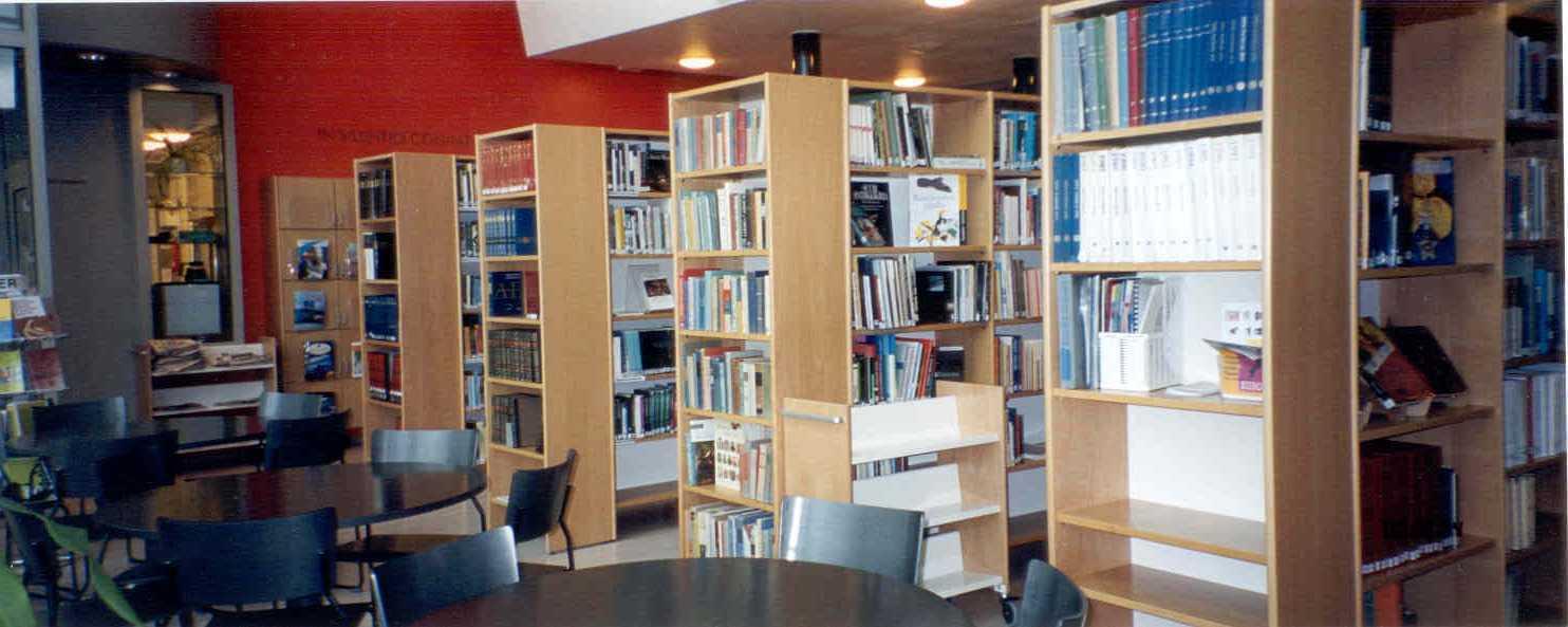 Kirjasto Naturpolis