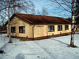 Nuolialan kirjasto