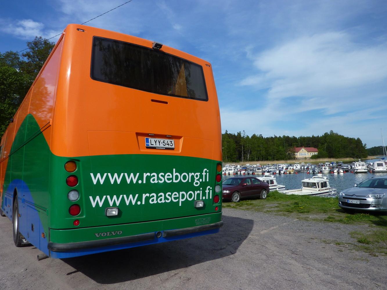 Kirjastoauto/Bokbuss