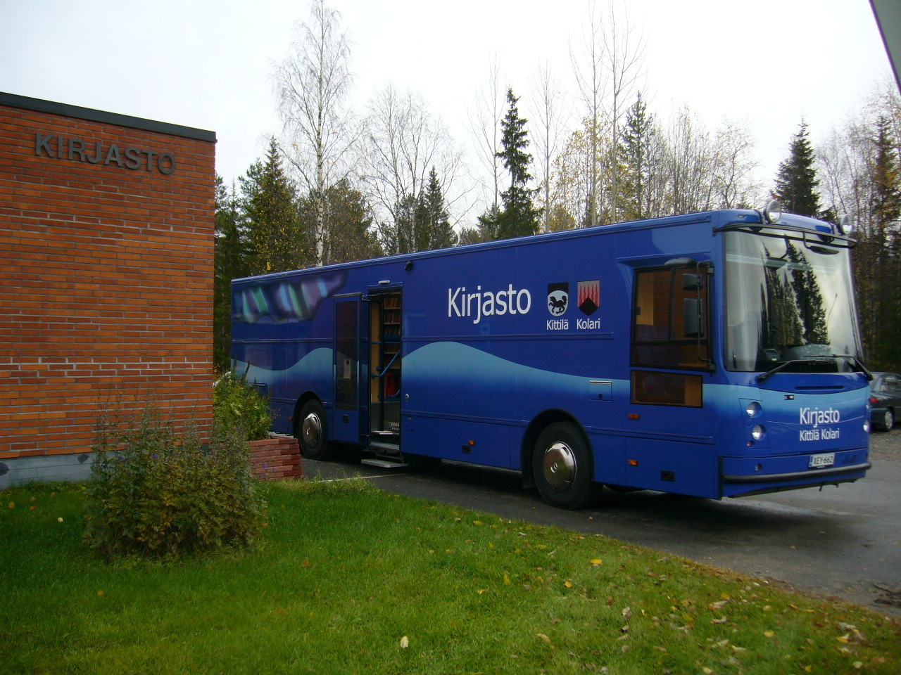 Kittilä Mobile Library
