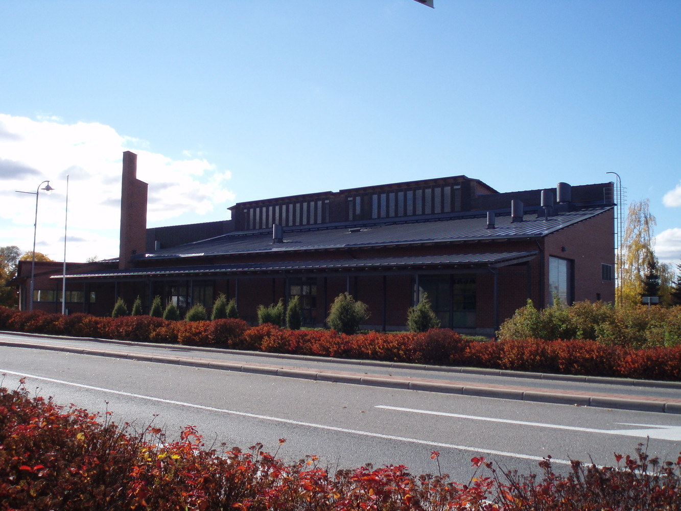 Huittinen Main Library