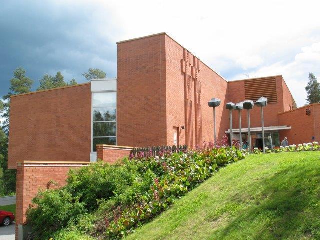Siilinjärvi main library