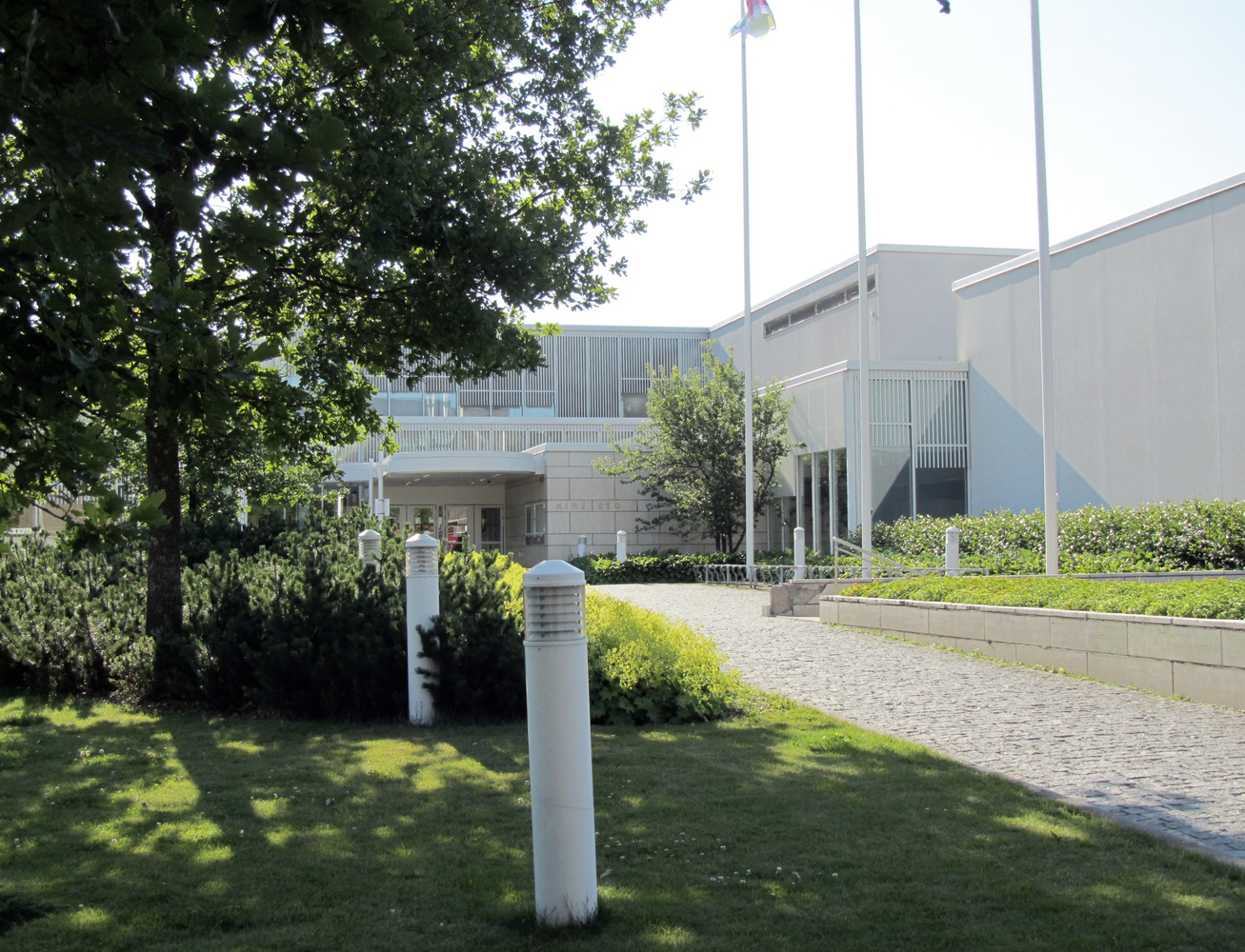 Lahti Main Library