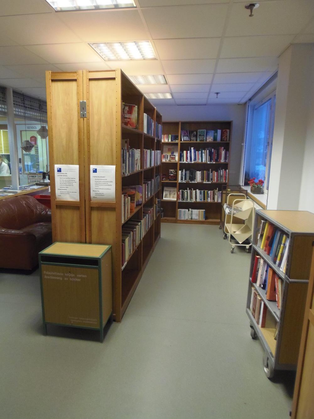 Myllypuron palvelukeskuksen kirjasto