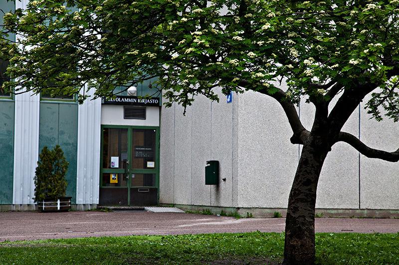 Peltolammin kirjasto