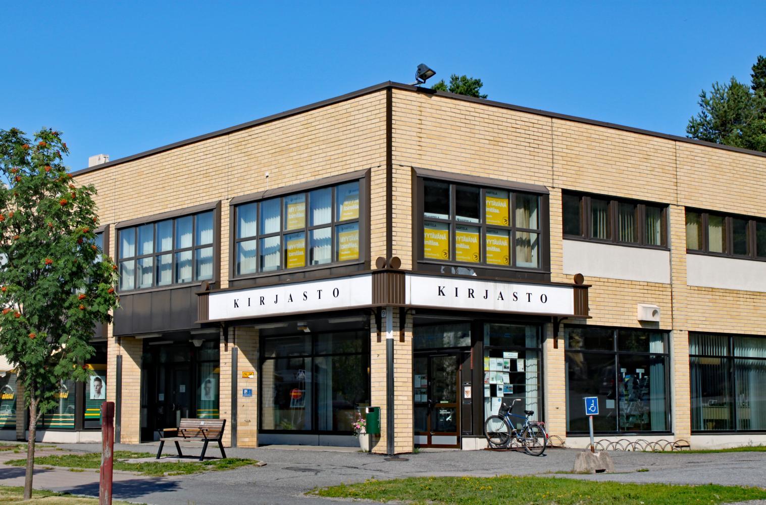 Piikkiön kirjasto