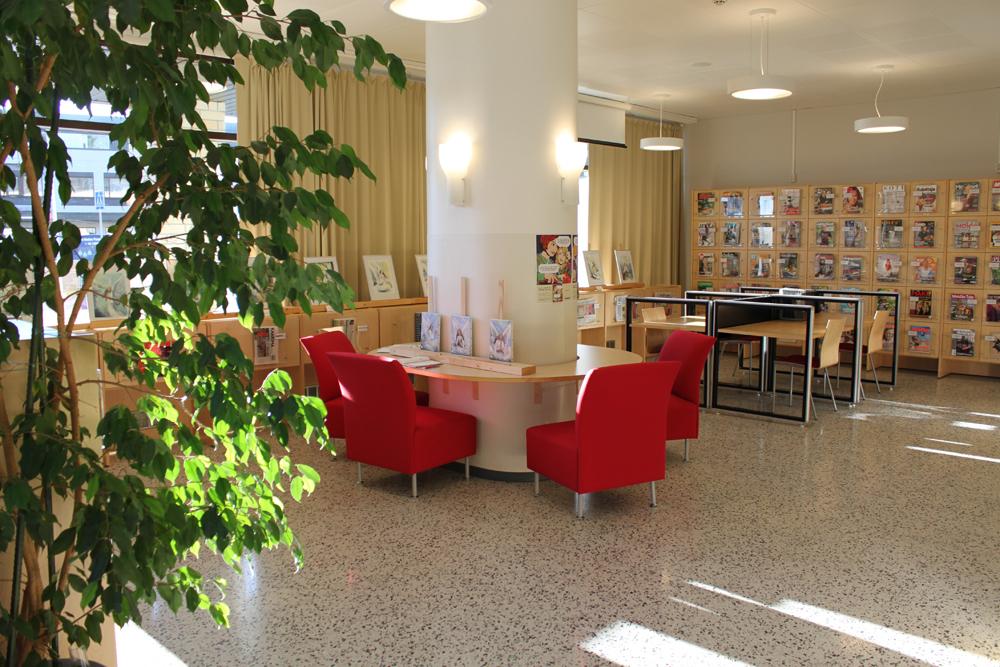 Piikkiö Library