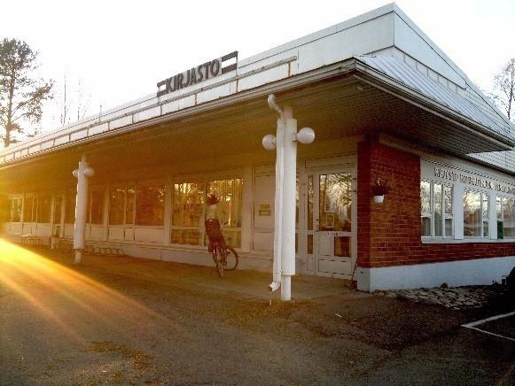 Piippolan kirjasto