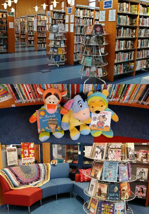 Reijola library