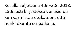 Diak Pieksämäki Library