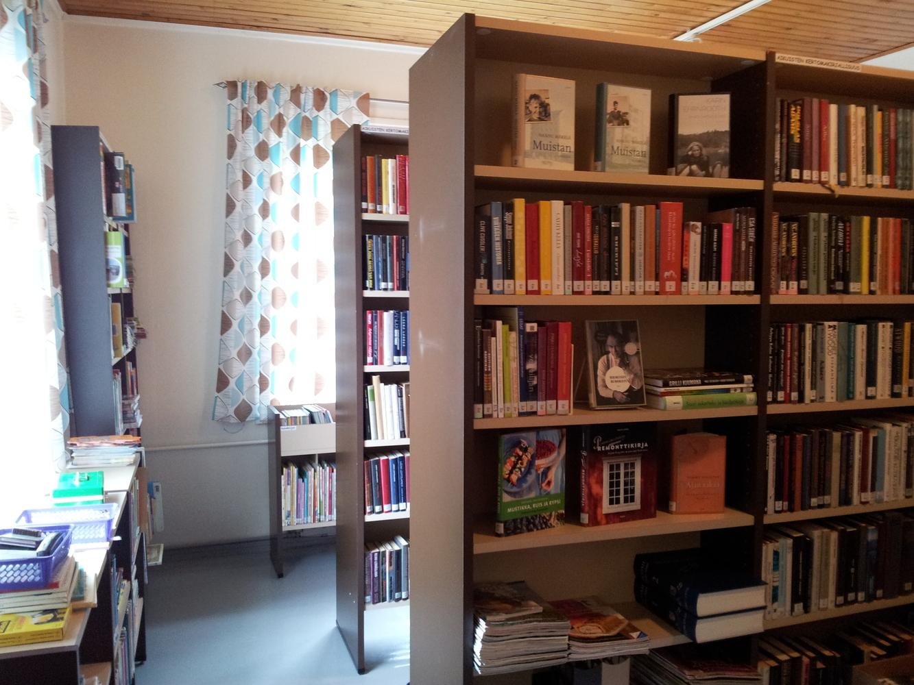 Pohjaslahden kirjasto