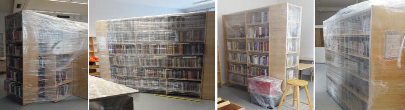 Munsala bibliotek / Munsalan kirjasto