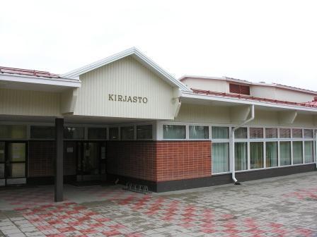 Pulkkilan kirjasto
