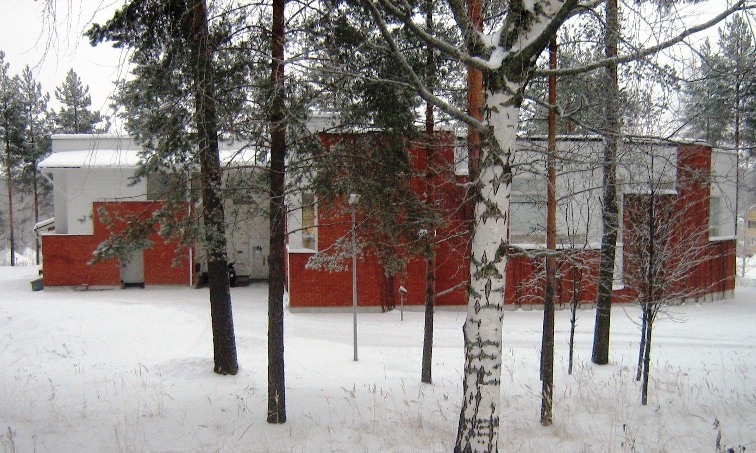 Punkaharjun kirjasto