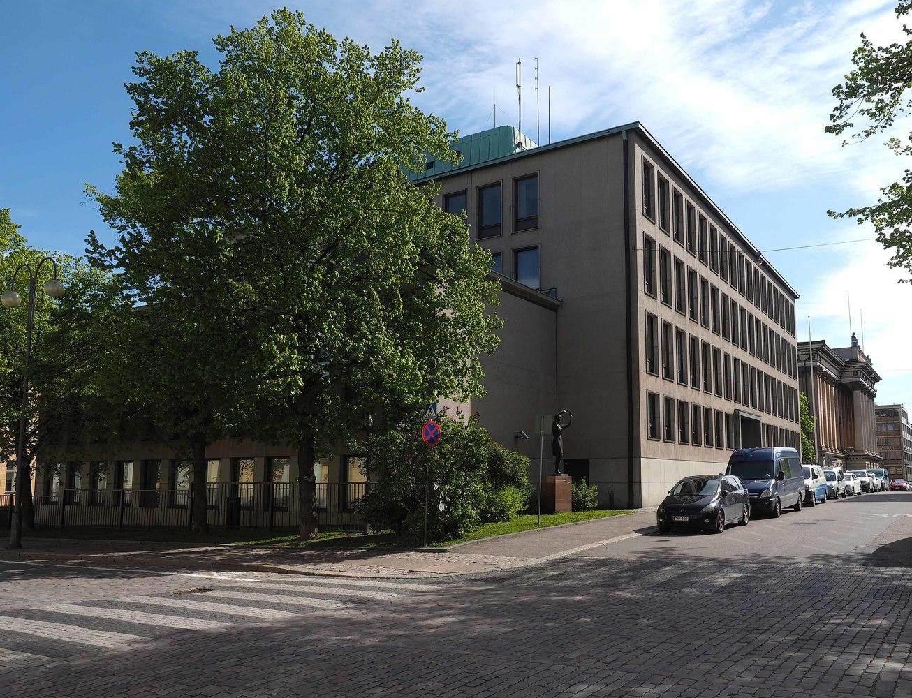 Biblioteket på Finlands Bank
