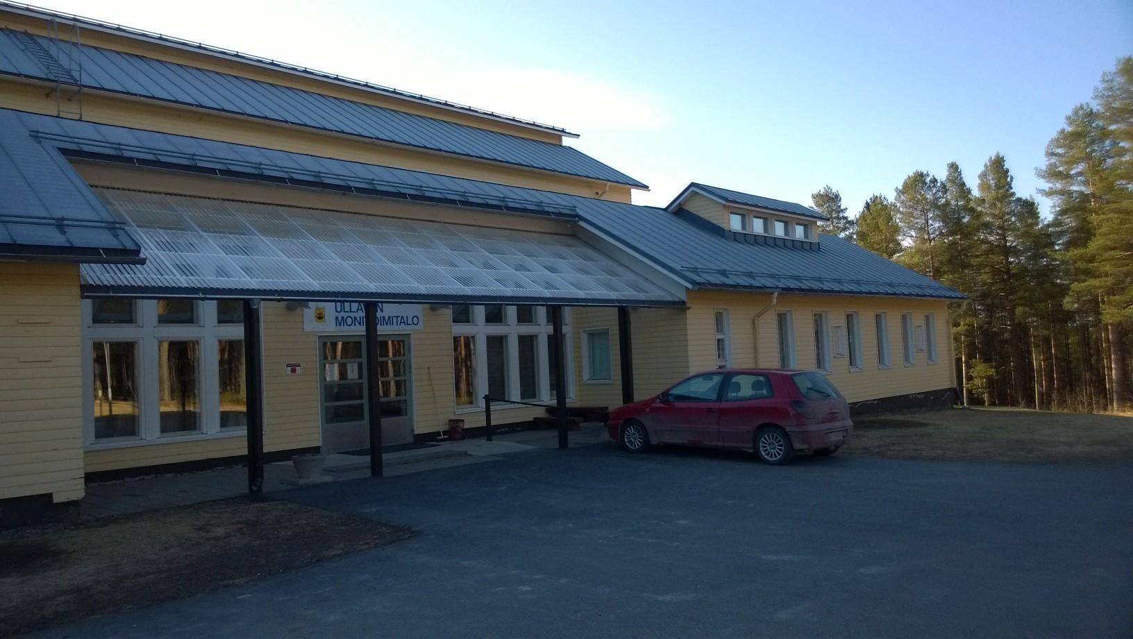 Rahkosen kirjasto