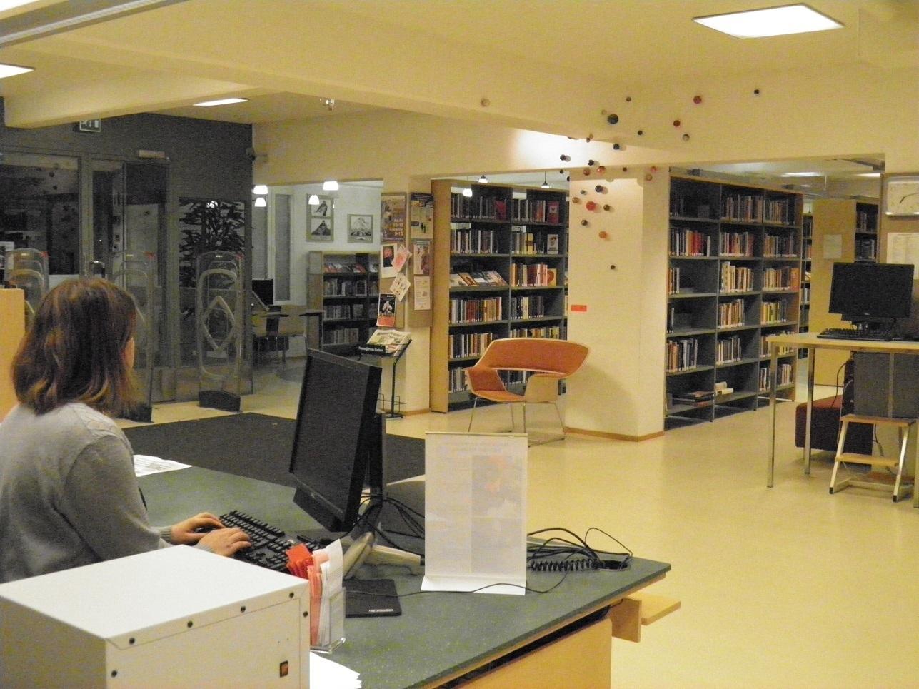 Rajamäen kirjasto