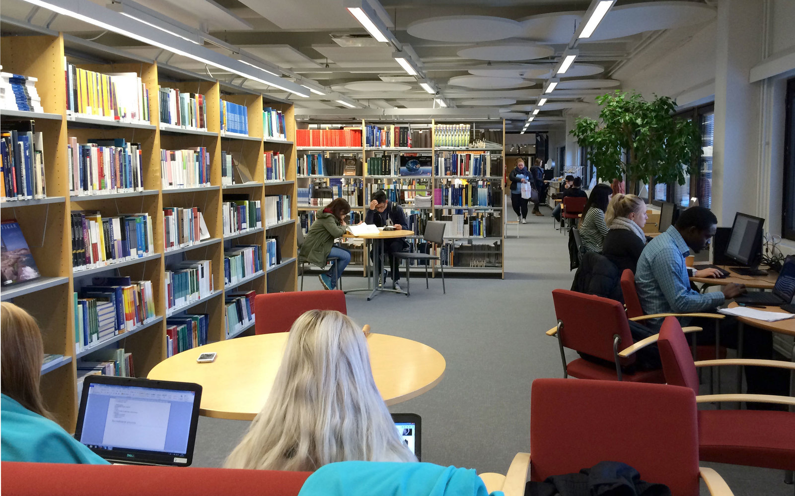 SAMK Library Rauma (Satakunta University of Applied Sciences)