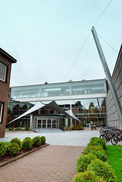 Hamk library Riihimäki